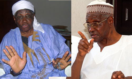 Ango Abdullahi Anyone Who Feels Nigeria Is No Longer Conducive Should Leave