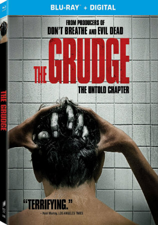 The Grudge 2020 BluRay 300MB Hindi Dual Audio 480p