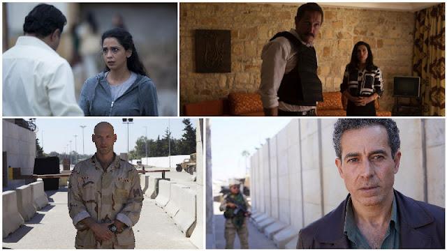 Tráiler de 'Baghdad Central' con Waleed Zuaiter y Corey Stroll