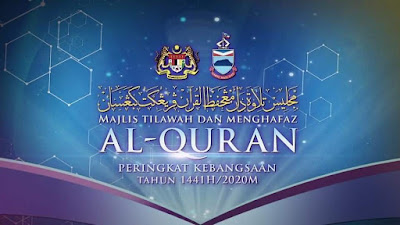 Live Streaming Tilawah Al-Quran Kebangsaan 2020 Online