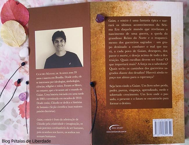 Resenha, livro, Gaian-o-reinicio, Claudio-Almeida, Novo-Seculo, sinopse