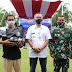 Kasdim Cilacap Hadiri Bakti Sosial Pengabdian TNI-Polri AKABRI '89