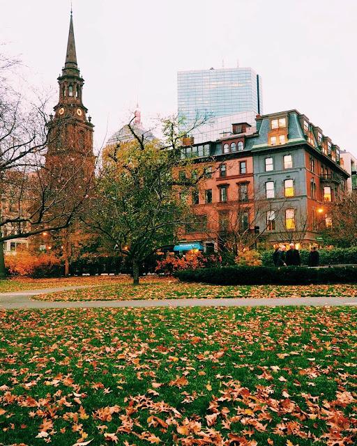 Bạn đã dự đình du lịch Mỹ, đừng bỏ qua những khoảnh khắc đẹp mùa thu này?