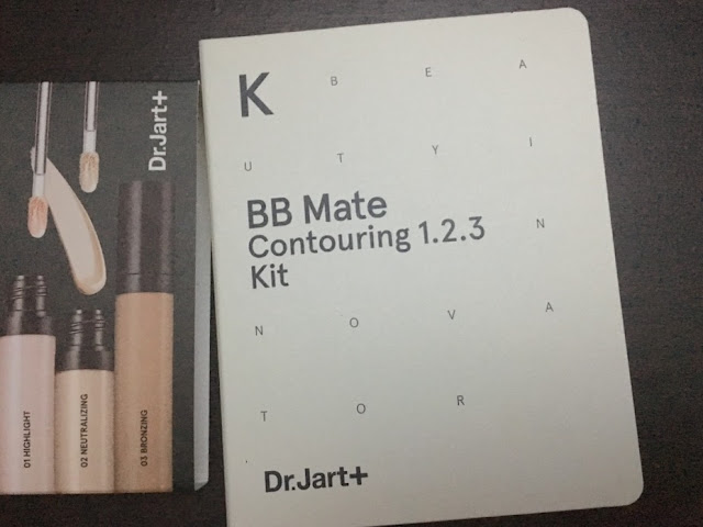 Dr.Jart+ K BB Mate Contouring 1.2.3 Kit