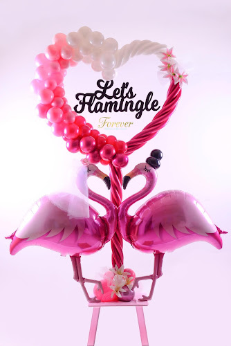 Let's Flamingle by Zahraa Jawad