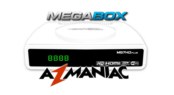 MegaBox MG7 HD Plus