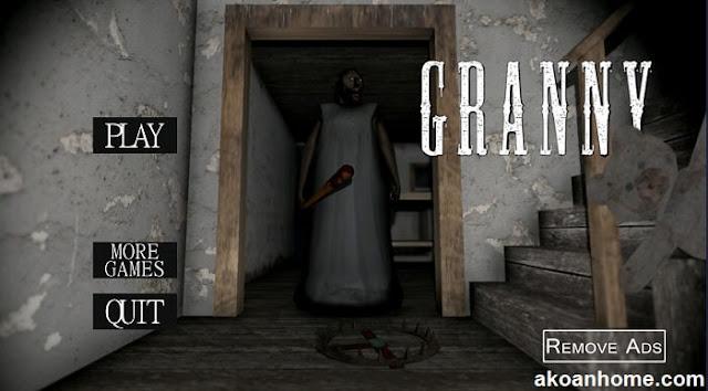 تحميل لعبة الجدة الشريرة  Granny للكمبيوتر مجانا برابط مباشر من ميديا فاير 2020