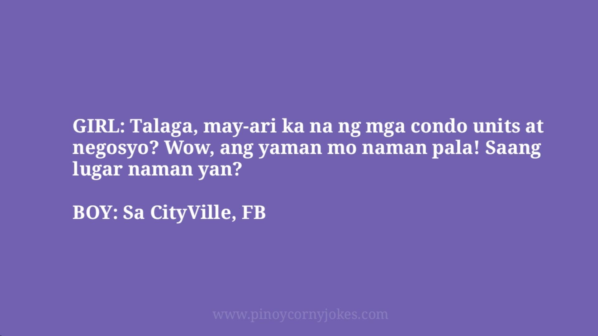 citiville girl boy tagalog jokes