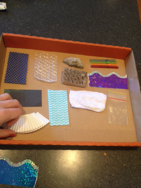 Diy Sensory Board For Babies Laughing Kids Learn