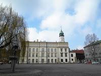 plac wolnica e museo etnografico kazimierz
