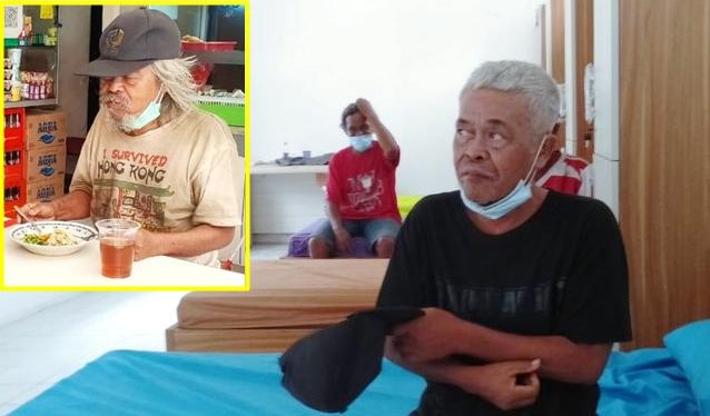 Dimasukkan Risma ke Balai Rehabilitasi Lalu Rambutnya Dipotong, Pemulung: Hilang Sudah Kemerdekaan