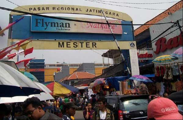 Cara Naik Kereta KRL ke Pasar Jatinegara