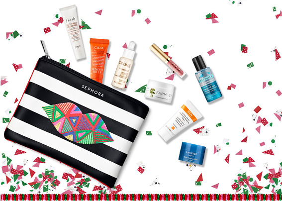 Deal Of The Day Sephora Sample Bags Holiday 2018 Black Friday Cyber Monday Promo Code Coupon