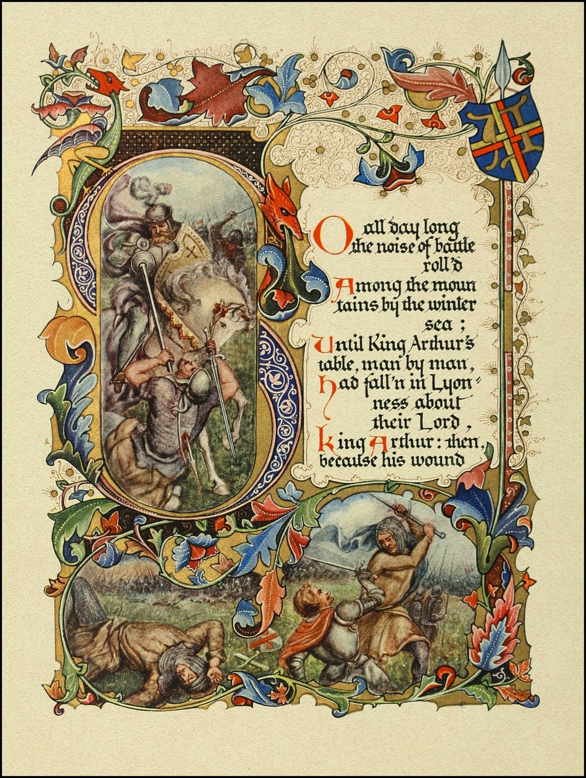 The Kissed Mouth The Illustrated Tennyson A Brief History