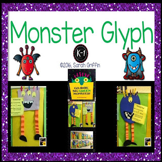 https://www.teacherspayteachers.com/Product/Monster-Glyph-Craftivity-2759542