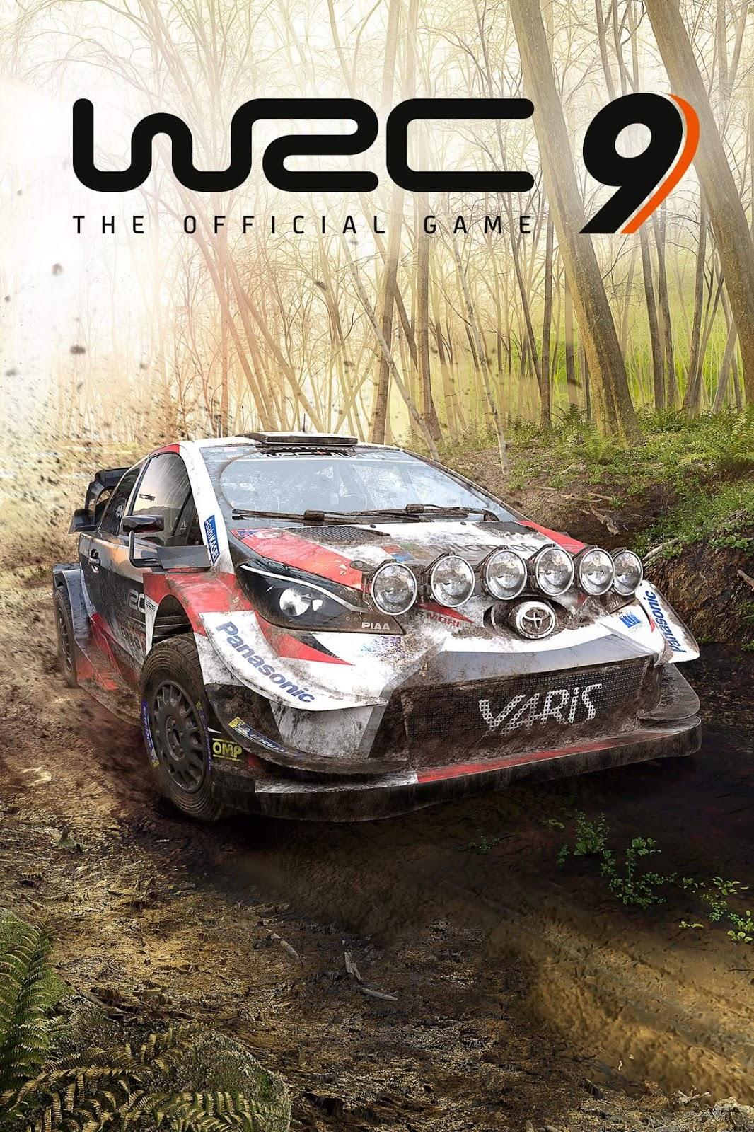 تحميل لعبة WRC 9 FIA World Rally Championship للكمبيوتر برابط مباشر