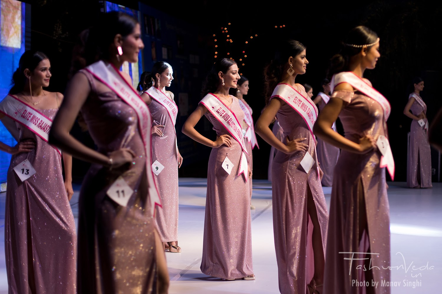The Grand finale of Elite Miss Rajasthan 2020