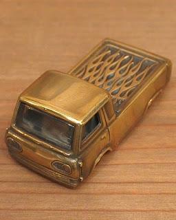 ホトウィール カスタム '60s フォード エコノライン ピックアップ
