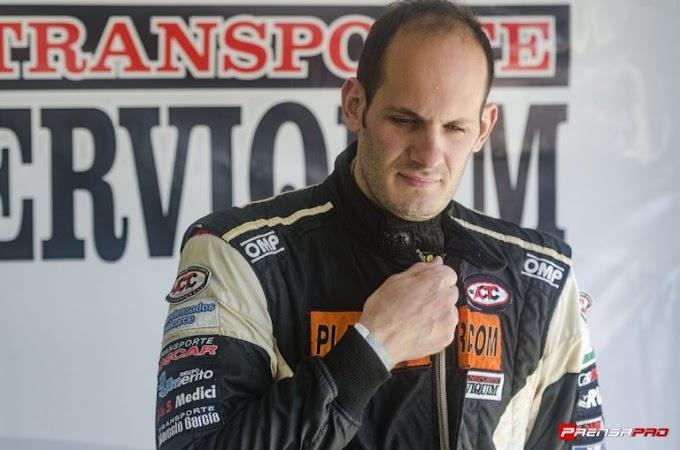 Mangoni se suma al Impiombato Motorsport