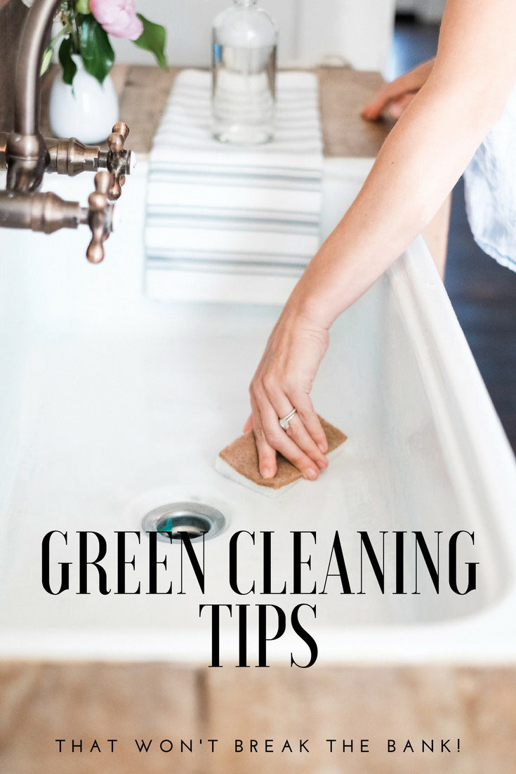 Green Cleaning Tips (+ How to Score GREAT Freebies!)