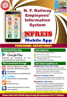 N F Railway Employees Information System: Bullet Train