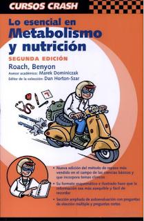 Descargar ebook pdf nutrición gratis Curso Crash Esencial Metabolismo Nutrición