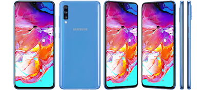 Samsung Galaxy A70 Phone Full Specification In Hindi By Smartphonepro.in