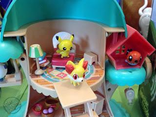 Sweet Suite 2017: TOMY Pokemon Petite Pals