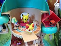 Sweet Suite 2017: TOMY Pokemon Petite Pals Toys