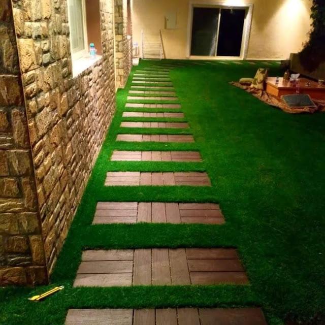 أفضل شركة  تصاميم حدائق منزلية في المزاحمية