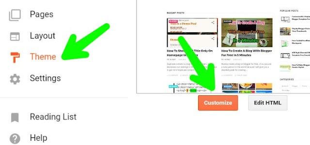 How To Change Specific Link Color In Blogger GOPI SAHI