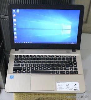 Jual Laptop laptop asus x44is - Intel Celeron N3060 Banyuwangi