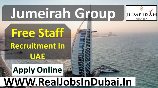Hotel Jobs In Dubai By Jumeirah group careers 2020