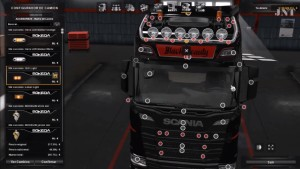 50Keda Addons v2.3 for New Scania 2016