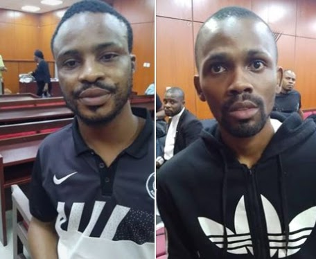 2 Yahoo Boys Bag 12 Months Imprisonment