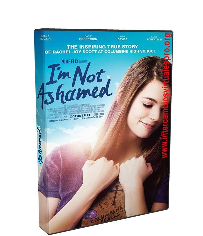 I'm Not Ashamed poster box cover