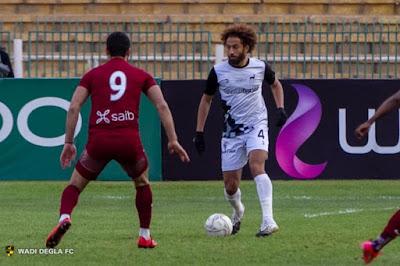 اهداف مباراة مصر المقاصة ووادي دجلة (3-1) الدوري المصري