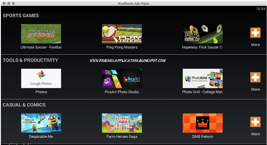 bluestacks browser download