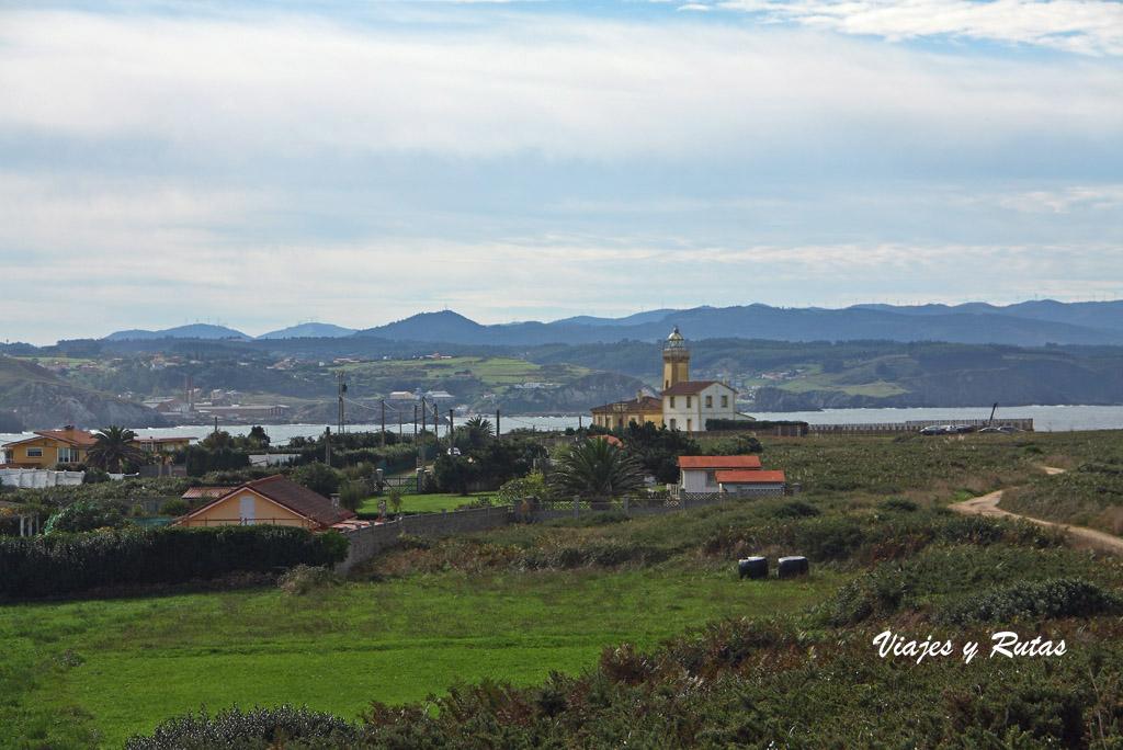 Senda Costera: El Arañón - Faro de Avilés - Xagó