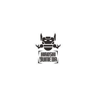 Hiroshi Yumeda Logo Maskot