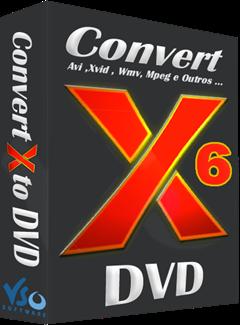 برنامج تحويل الفيديو وافلام DVD الى عدة صيغ ConvertXtoDVD 7.0.0.59