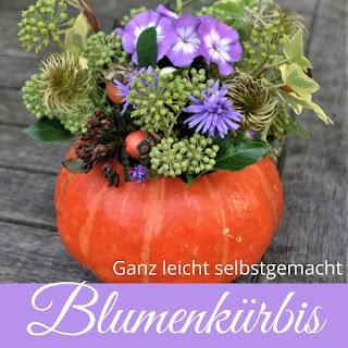 Blumenkürbis selbstgemacht
