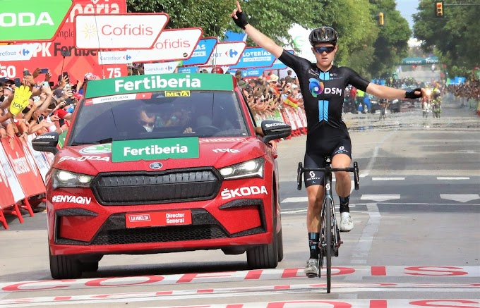 Vuelta a España 2021 - 10ª etapa clasificación