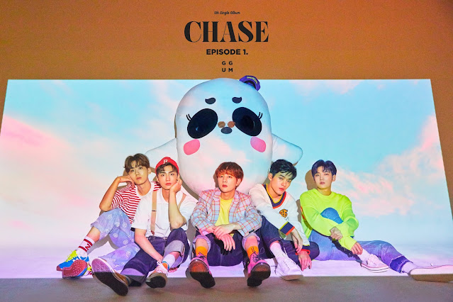 DONGKIZ hace comeback en 2021 con 'CHASE EPISODE 1. GGUM'.