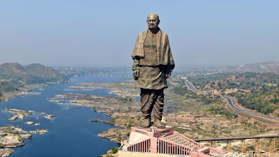 sardar vallabhbhai patel statue;statue of unity images