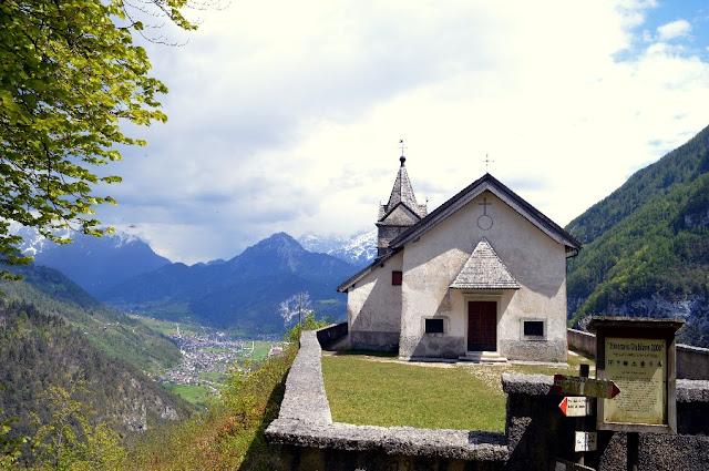 chiesetta san silvestro imer