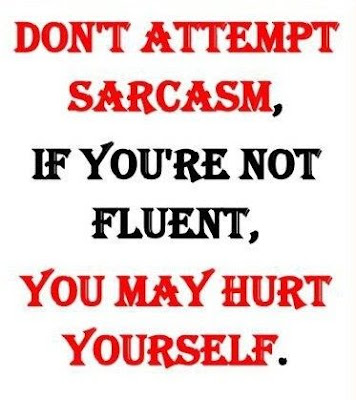Funny Sarcastic One Liners