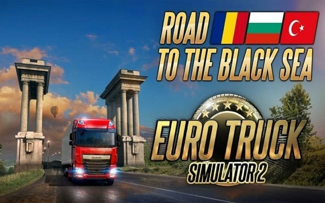 تحميل لعبة Euro Truck Simulator 2 - Road to the Black Sea مجانا للكمبيوتر