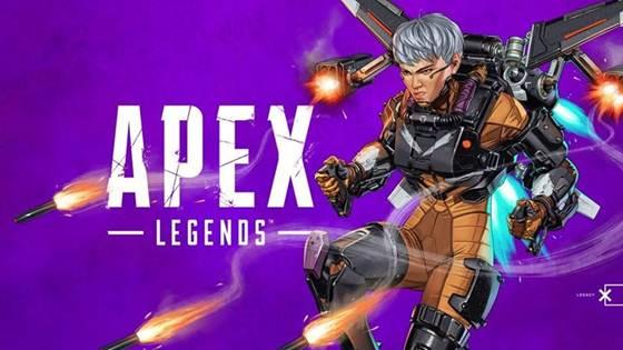 الشخصيات الجديدة في لعبة Apex Legends