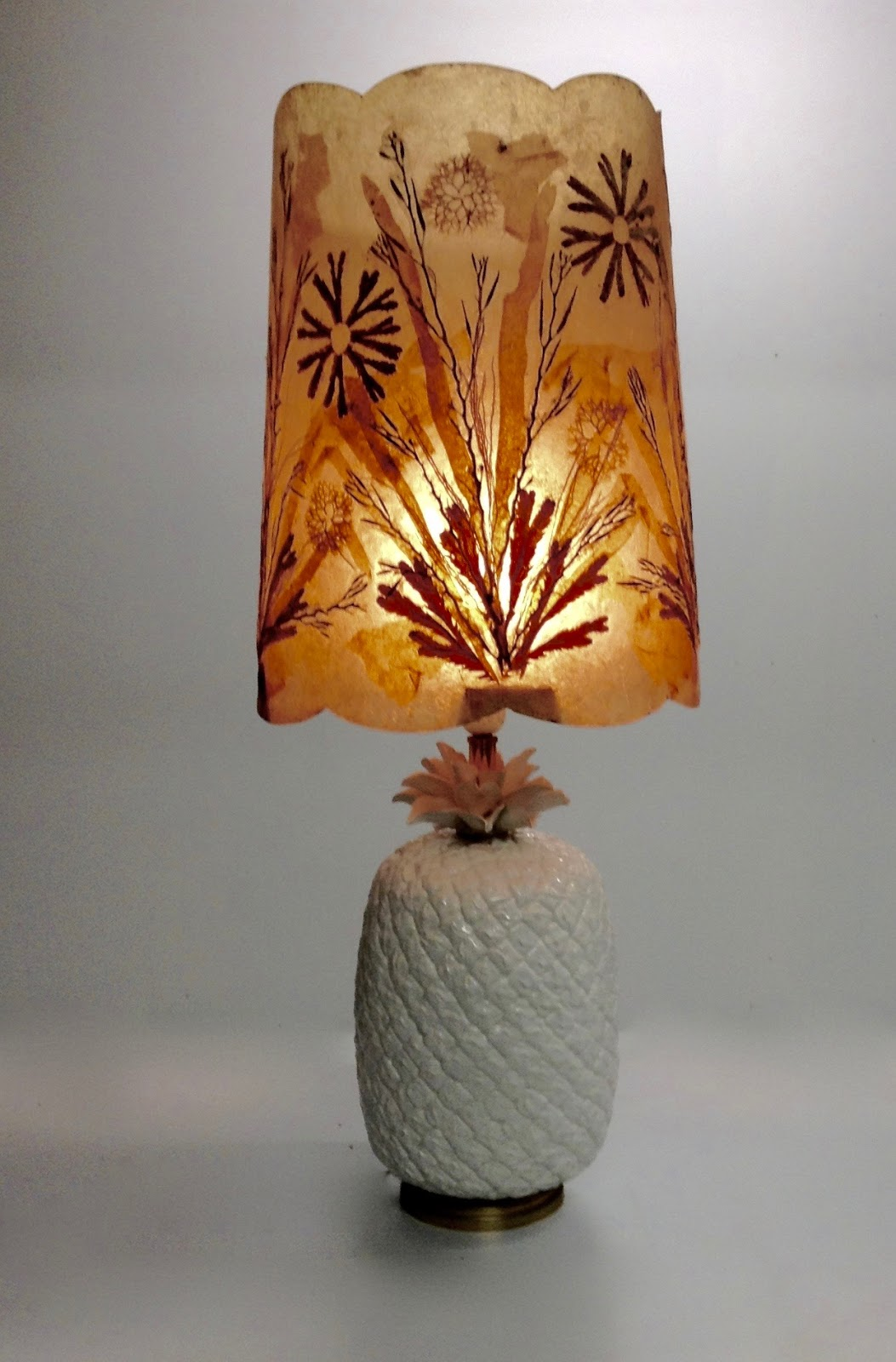 lampe a poser ananas
